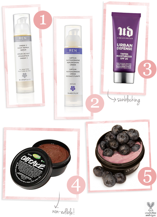 Essentials: Skin Care #1