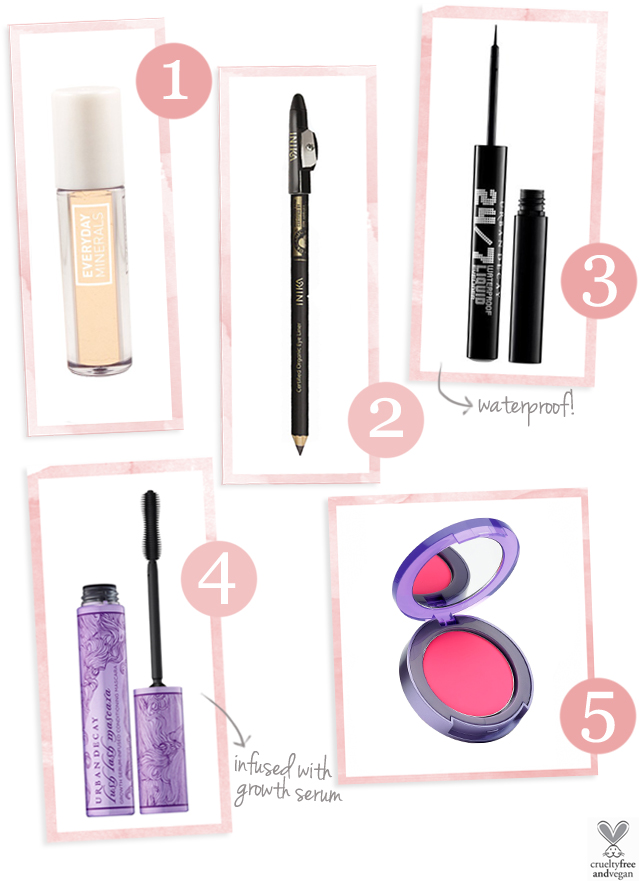 Essentials: Make Up #!