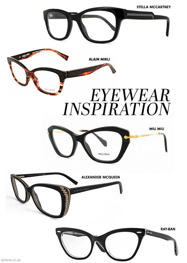 Eyewear inspiration