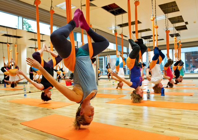 Coolest yoga classes in London